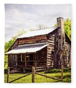 Erbie Homestead Fleece Blanket
