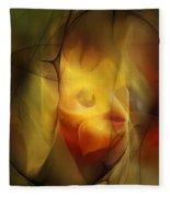 Erotic Light Fleece Blanket