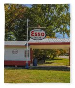 Esso Dealer Fleece Blanket