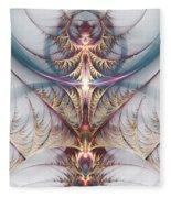 Eternal Flame Fleece Blanket