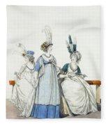 Evening Dresses For The Opera Fleece Blanket