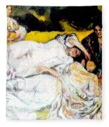 Evening Fleece Blanket
