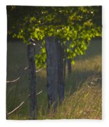 Evening Hunt Fleece Blanket
