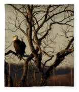 Evening Watch Fleece Blanket