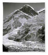 Everest Sunrise Fleece Blanket