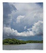 Everglades 0257 Fleece Blanket