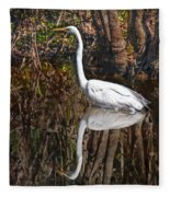Everglades Fleece Blanket