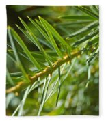 Evergreen Dream By Jrr Fleece Blanket