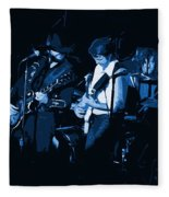 Everyday Blues With Marshall Tucker Fleece Blanket