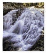 Evolution Waterfall Fleece Blanket