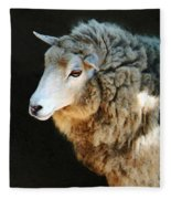 Ewe Are So Beautiful Fleece Blanket