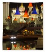 Excalibur Reflection Fleece Blanket