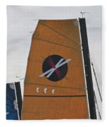 Extreme 40 Sail Detail Fleece Blanket