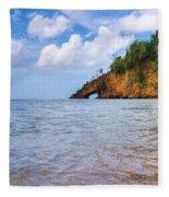 Eye-land Ciceron St. Lucia Fleece Blanket