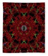 Eye Of Cthulhu Fleece Blanket