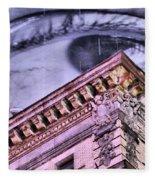 Eye On The City Fleece Blanket