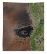 Eye To Eye Fleece Blanket
