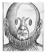 Eye Treatment, 1583 Fleece Blanket