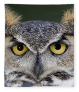 Eyes For You Fleece Blanket