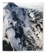 Eyjafjallajokull And The Glacier Fleece Blanket