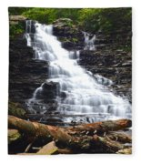 F L Ricketts Fleece Blanket