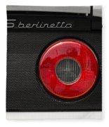 F355 Berlinetta Fleece Blanket