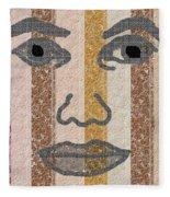 Face It Fleece Blanket