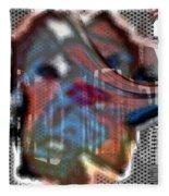 Faded Memory Fleece Blanket