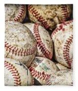 Fair Balls Fleece Blanket