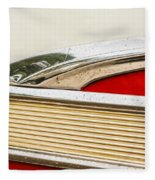 Fairlane Detail Fleece Blanket