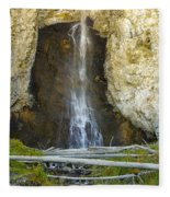 Fairy Falls Fleece Blanket