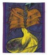 Fairy Godmother By Jrr Fleece Blanket
