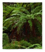 Fairy Hideaway Fleece Blanket