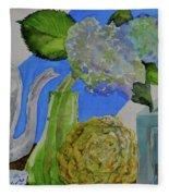 Fairy Soda Fine Crackers Fleece Blanket