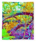 Fairy Tales Fleece Blanket