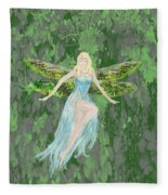 Fairy Fleece Blanket
