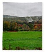 Fall Field Fleece Blanket