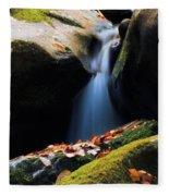 Fall Flow Fleece Blanket