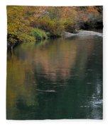 Fall Series 28 Fleece Blanket