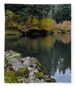 Fall Series 29 Fleece Blanket