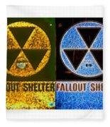 Fallout Lineup Fleece Blanket