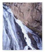 Falls Hidden Fleece Blanket