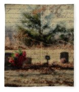Family Plot Orton Style Fleece Blanket