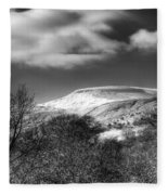 Fan Fawr Brecon Beacons 1 Mono Fleece Blanket