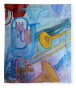 Fanfare Fleece Blanket