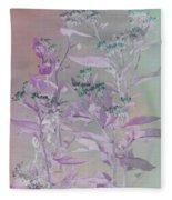Fantasy By The Pond Fleece Blanket