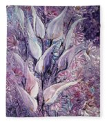 Fantasy Callas Fleece Blanket