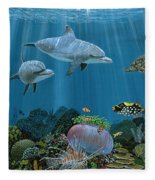 Fantasy Reef Re0020 Fleece Blanket