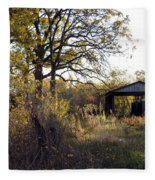 Farm Journal - Metal Storage Fleece Blanket