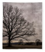 Farm Land Near Matson Mo Dsc00412 Fleece Blanket